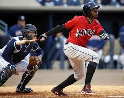 Polanco while playing at AAA Indianapolis. (Image from here)